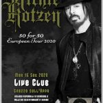 RICHIE KOTZEN – Unica data italiana al Live Club a settembre