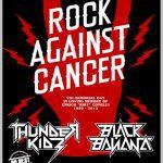 ROCK AGAINST CANCER – venerdì 31 gennaio al Live Club