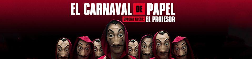 Evento sospeso – Carnaval de Papel, 29.2