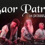 Concerto annullato – Saor Patrol, 28.2