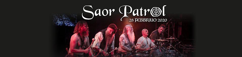 Concerto sospeso – Saor Patrol, 28.2