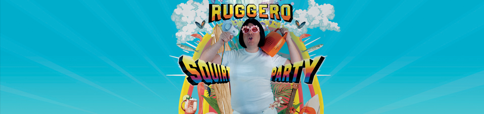 RUGGERO DE I TIMIDI – Squirt Party
