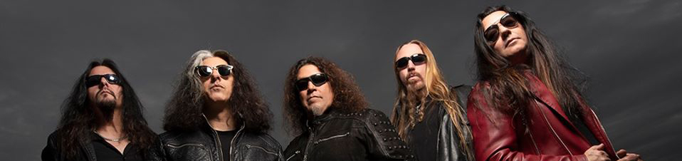 TESTAMENT + Exodus + Death Angel [Evento Sospeso]