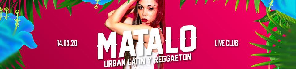 Matalo – Urban Latin y Reggaeton