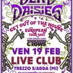 DEAD DEASIES – spostato a febbraio 2021 il concerto al Live Club