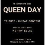 A Night At Brighton Rock / Guitar Contest – l'evento dedicato alla musica dei Queen al Live Club