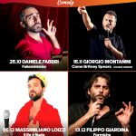 Please Stand Up! la rassegna con i volti più celebri della stand up comedy italiana al Live Club
