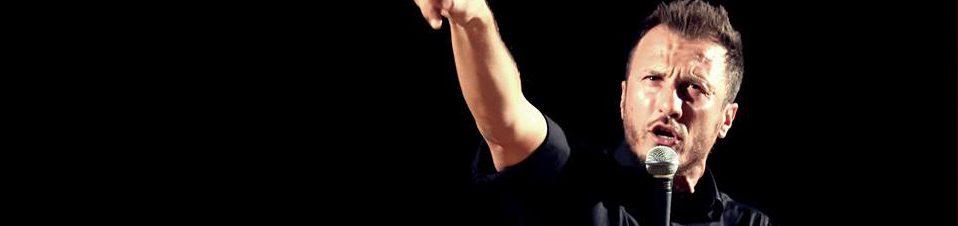 Giorgio Montanini – Please Stand Up… Comedy! Evento sospeso