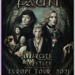 Spostato a dicembre 2021 il concerto dei FAUN previsto al Live Club