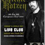Annullato il concerto di RICHIE KOTZEN in programma al Live Club