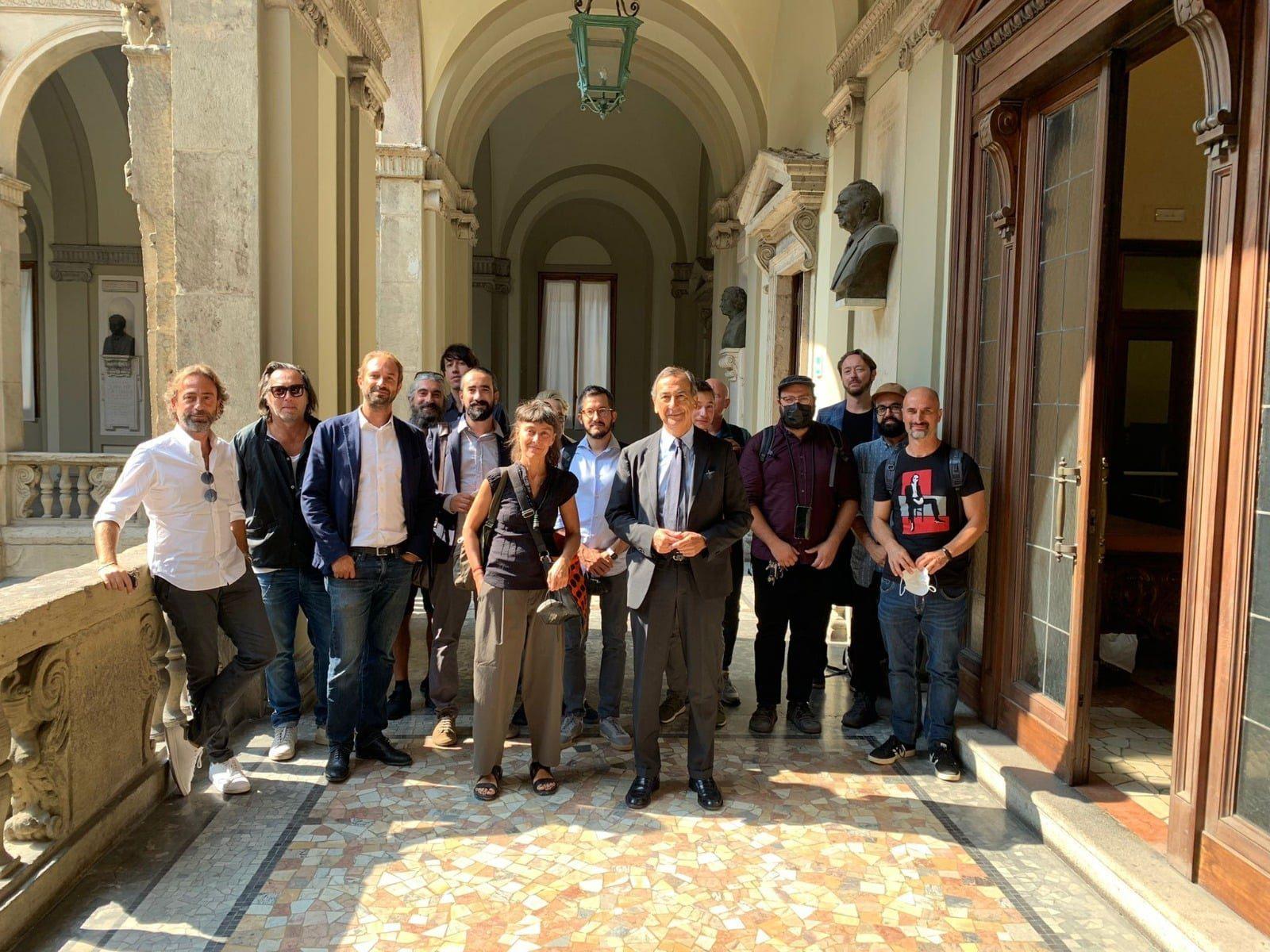 "Featured image for ""Insieme a Keepon abbiamo incontrato il Sindaco di Milano Beppe Sala"""