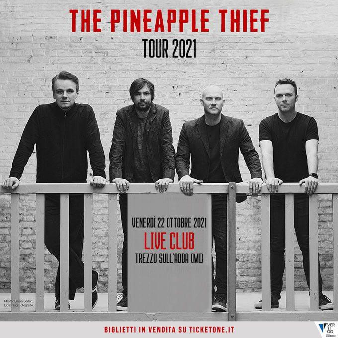 """Featured image for """"Posticipata la data dei Pineapple Thief al 23 febbraio 2022"""""""